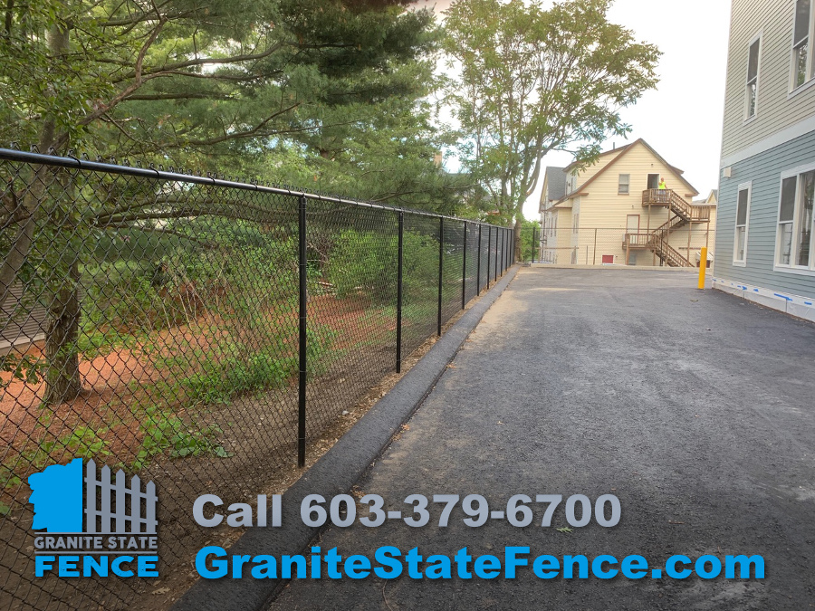 Chain Link Fence Granite State Fence