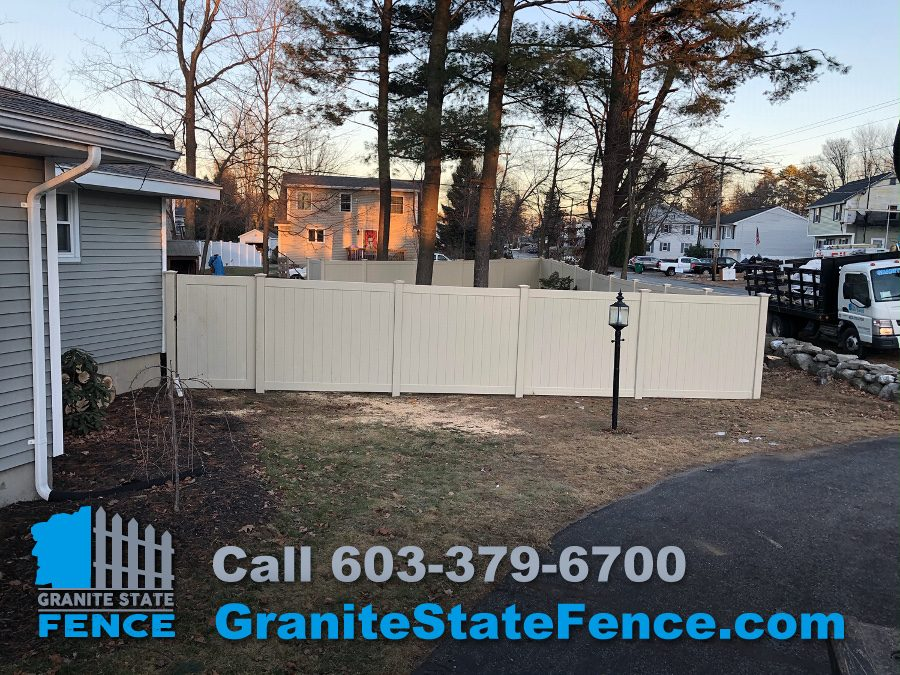 Granite State Fence