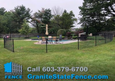 Chain Link Fence Pool Fencing Fence Installation In Salem
