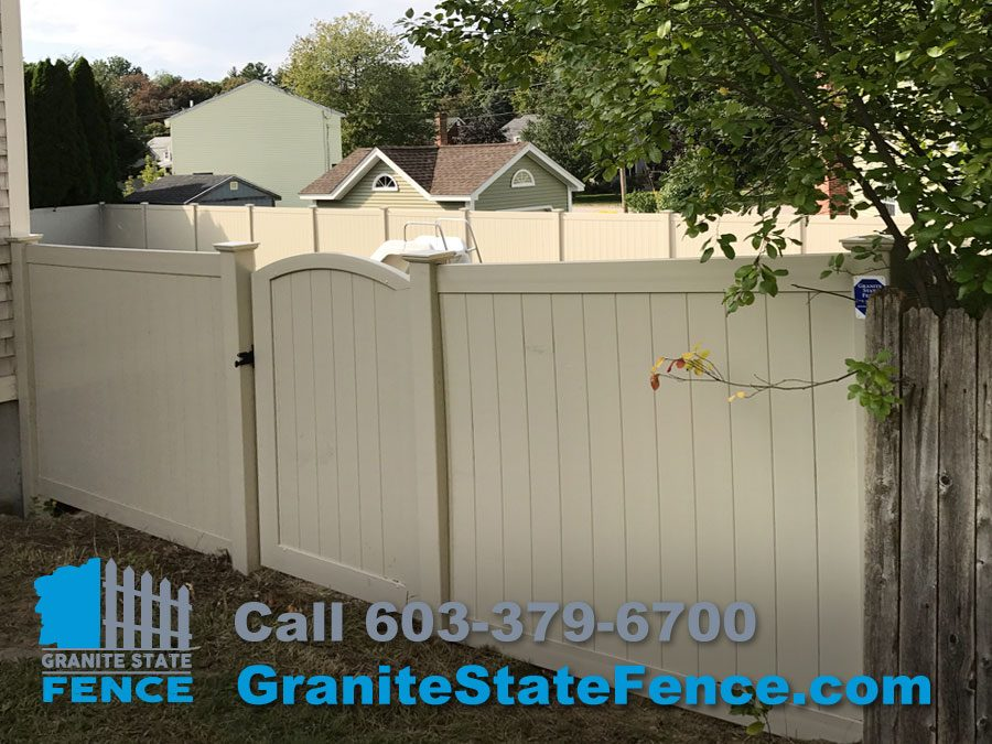Pool Fencing Granite State Fence