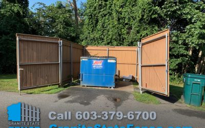 Chain Link Granite State Fence